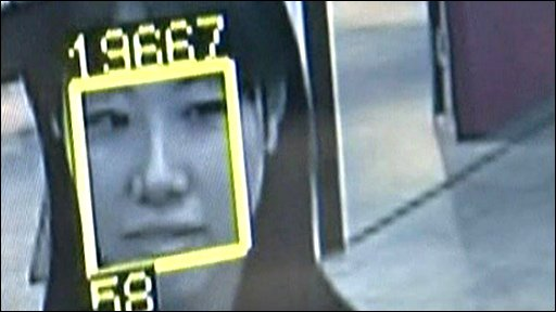 Each facial recognition system comes with an unlimited supply of numbers!