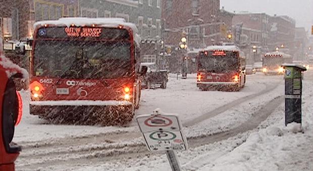 Nasty weather forecast for Ottawa.